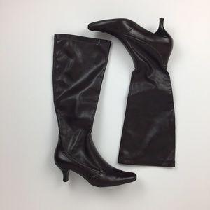 Franco Sarto Tall Boots Women Size 5